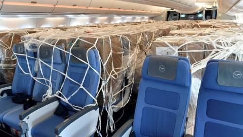 FAA Approves Cargo To Ride In Passenger Seats