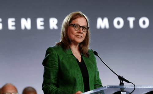 """UAW Considers """"Symbolic"""" Vote Of No-Confidence For GM CEO Mary Barra"""