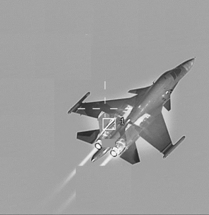 NATO Publishes Rare Photos Of 'Intercepted' Russian Supersonic Fighter Over Baltic