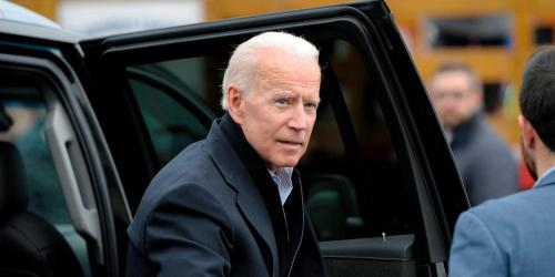 Biden Handlers Cry Foul Over 'Vitriolic' Attacks On Boss's Bumbling Blunders