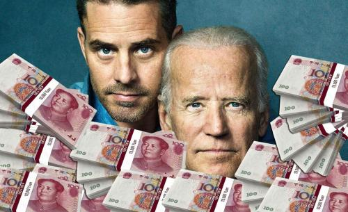 """""""They Call That A Payoff"""": Trump Says China Should Investigate Bidens Over 'Billions' Taken Out Of Country"""