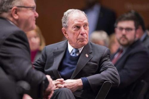 Mike Bloomberg Hints At 2020 Run AsBiden Faces Ukraine, China Corruption Investigations