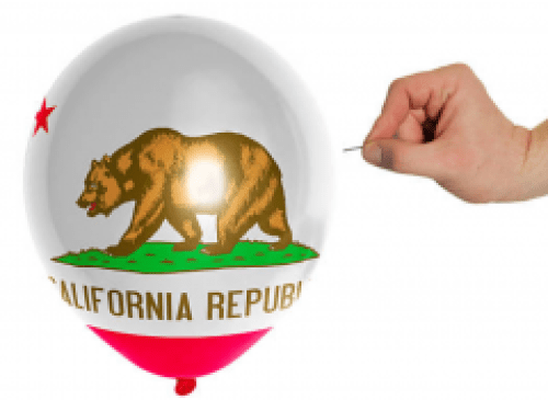 The Late Great State Of California