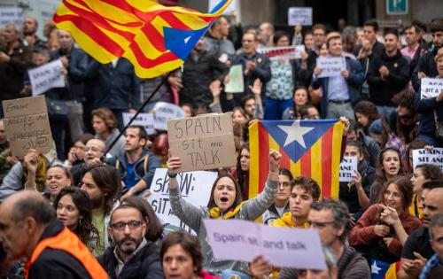 Spain's Catalonia Crisis Just Got A Lot Worse
