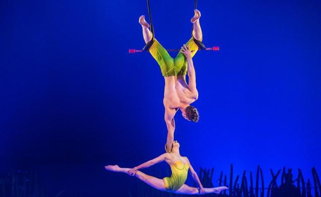 Las Vegas Icon Cirque Du Soleil Files For Bankruptcy