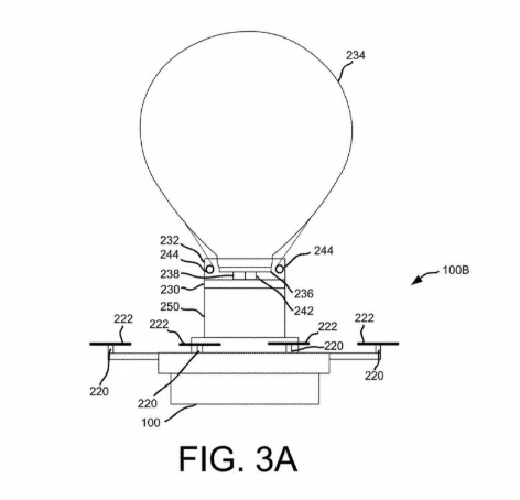 Amazon's New Patent Transforms Drones Into Airships