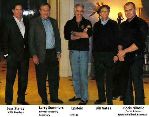 Bill Gates Was Much Closer To Jeffrey Epstein Than He Initially Let On