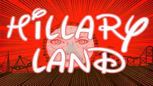 Is 'Hillaryland' The Saddest Place On Earth?