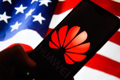 """Huawei Worried About Spies, Cuts """"US-Linked"""" Staff"""