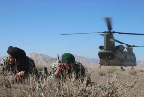 """Irán, China y Rusia se preparan para juegos de guerra sin precedentes en """"Mensaje al mundo"""" 2"""