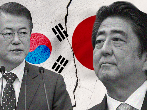The Escalating Japan-South Korea Trade War: Are Your Investments At Risk?