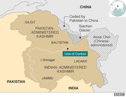Ongoing Kashmir Cross-Border Fire Kills 3 Pakistani, 5 Indian Soldiers; India Disputes