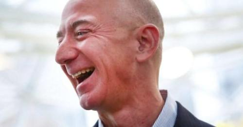 Jeff Bezos Just Sold Over  Billion In Amazon Stock