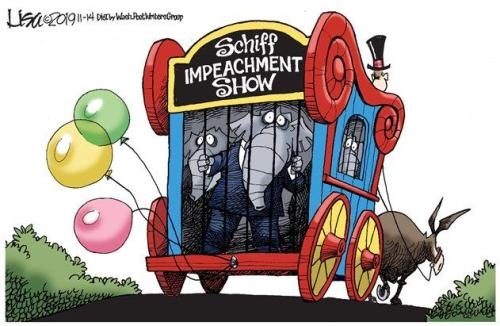 Trump Impeachment Is Blueprint To Overthrow Government From Within
