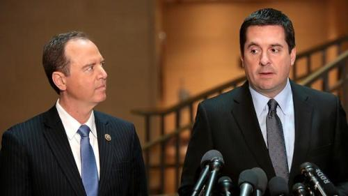 Nunes Demands Schiff Testify After Lying; Also Wants Whistleblower And Hunter Biden To Appear
