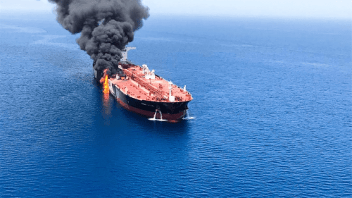 Luongo: Pompeo Can't Blame Iran For Attacking Itself