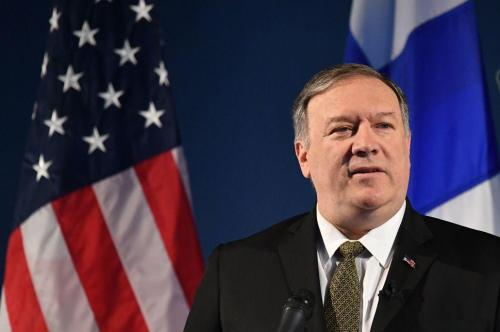 Pompeo Trolls Value-$ignaling NBA Over China's Treatment Of Muslims