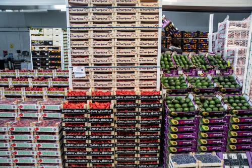 """""""The Situation Is Unthinkable"""" - Restaurant Suppliers Give Away Unsold Produce As Industry Freezes"""