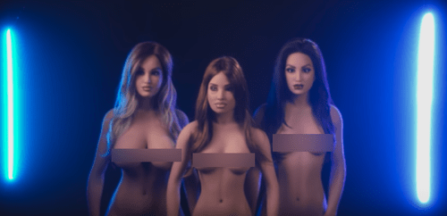 """COVID Sparks Sexbot """"Revolution"""" As People Ditch Tinder"""