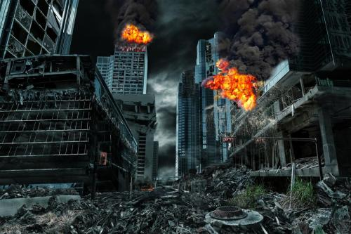 The Myth Of Imminent Environmental Collapse