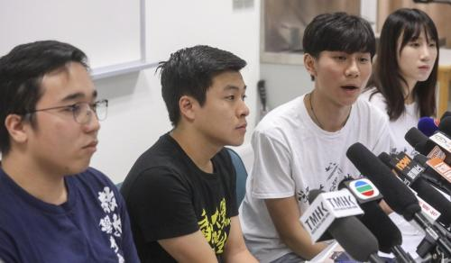 Death Threats And Suicide: Hong Kong Protests Have Taken Toll On Young Activists