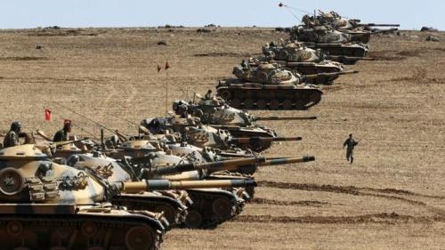 "Lira Slides As Erdogan VowsSyria Invasion & 'Safe Zone' To Come ""Suddenly"""