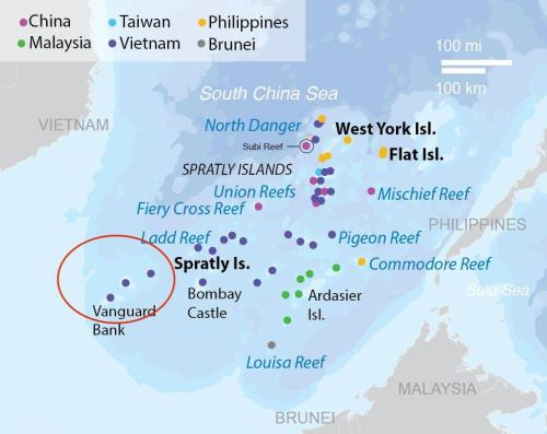 US Slams China's Escalating Oil & Gas 'Interference'In Vietnam RecognizedWaters