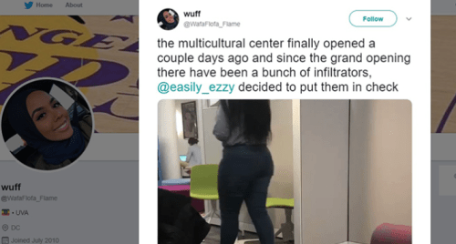 """There's Just Too Many White People In Here"": Black Student Lectures Whites In ""Multicultural"" University Area"