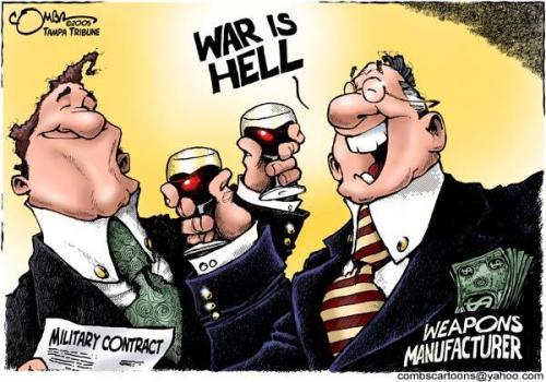 Military Keynesianism Marches On