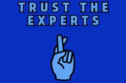 Why Trust The 'Experts'? Politically correct gag orders intimidate scientists!