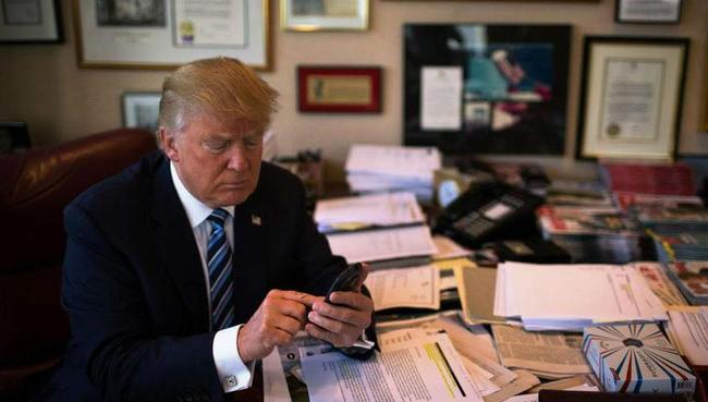 China Responds To Report It Spies On Trump S Cell Phone