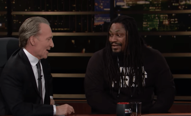 Marshawn Lynch On Trump That Motherf Er Says A Lot Of