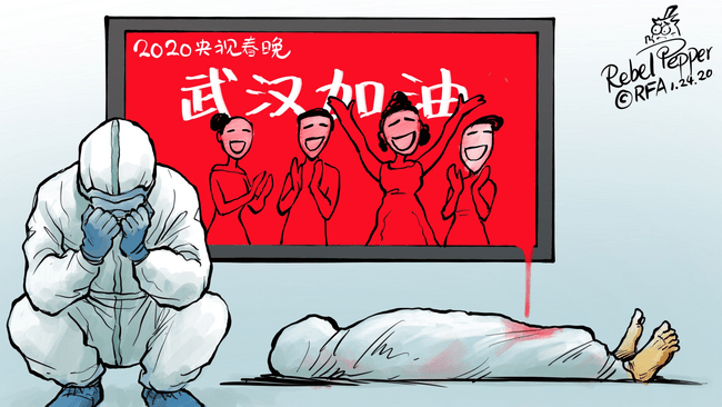 China Suddenly Increases Death Toll By Over 60% As Virus Jumps To Europe