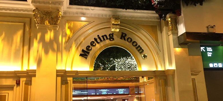 云顶meeting room