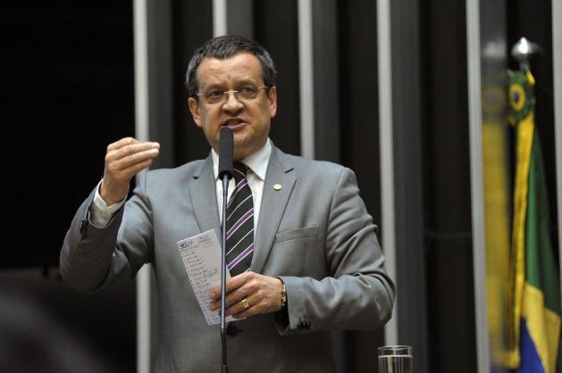 Beto Albuquerque será o vice de Marina Silva Luis Macedo/Câmara dos Deputados