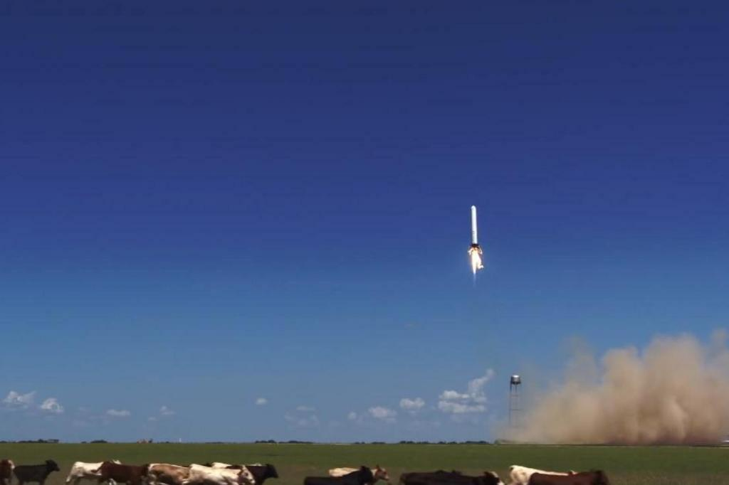 O que esperar da ciência em 2015 SpaceX/Youtube