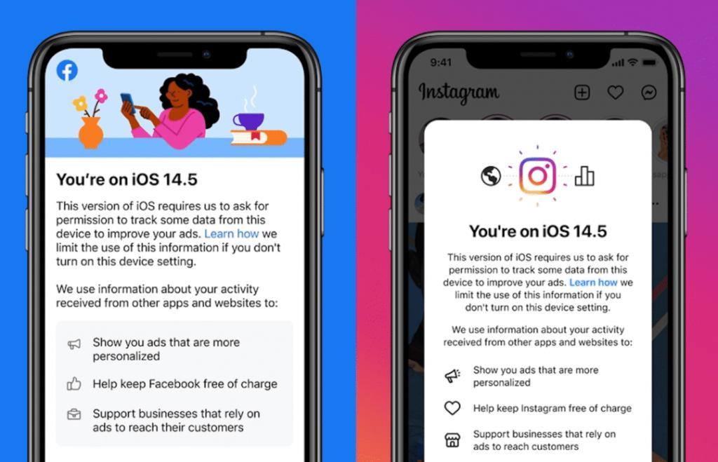 紮克伯格急了:請iOS用戶同意被FaceBook跟蹤
