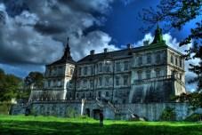 Підгорецький замок2