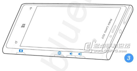 Nokia Lumia 920 軟啟動的方法,強制重啟手機教程