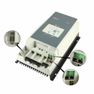 Epever 80A mppt solar charge controller