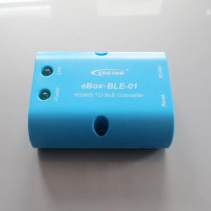 Bluetooth box epever