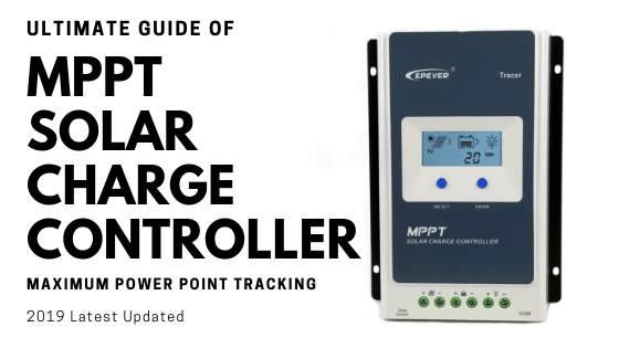 mppt charge controller guide