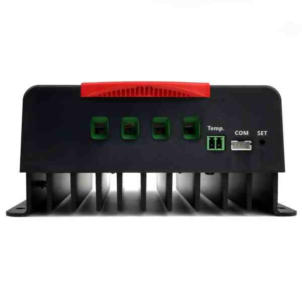 rv solar charge controller 30 amp negative ground