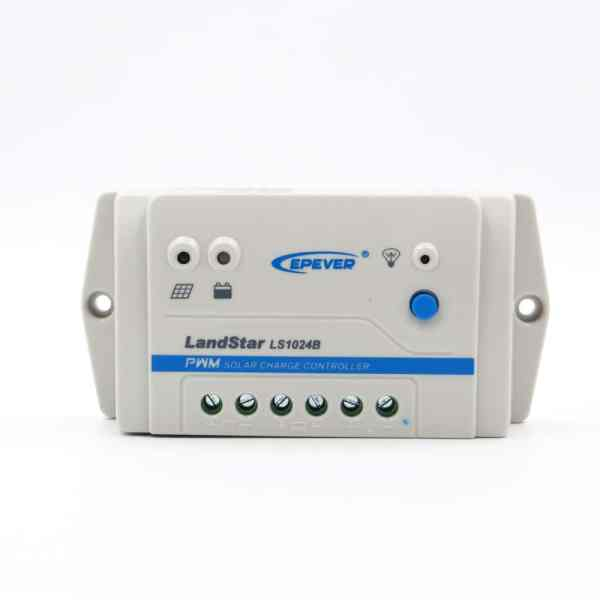 programmable solar charge controller