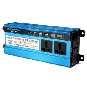 Solar Inverter DC 12V 24V 48V to AC 220V 3000W 4000W 5000W Inverter 8