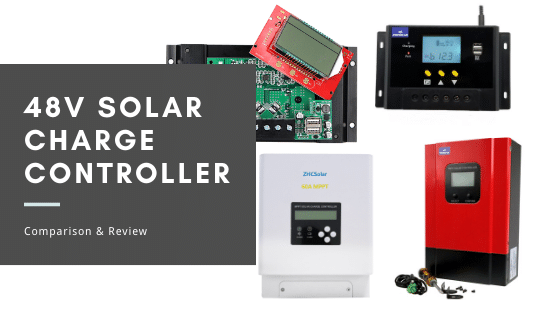 48V Solar Charge Controller