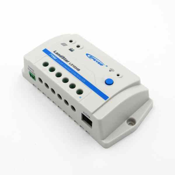 EPever Programmable Solar Charge controller 1