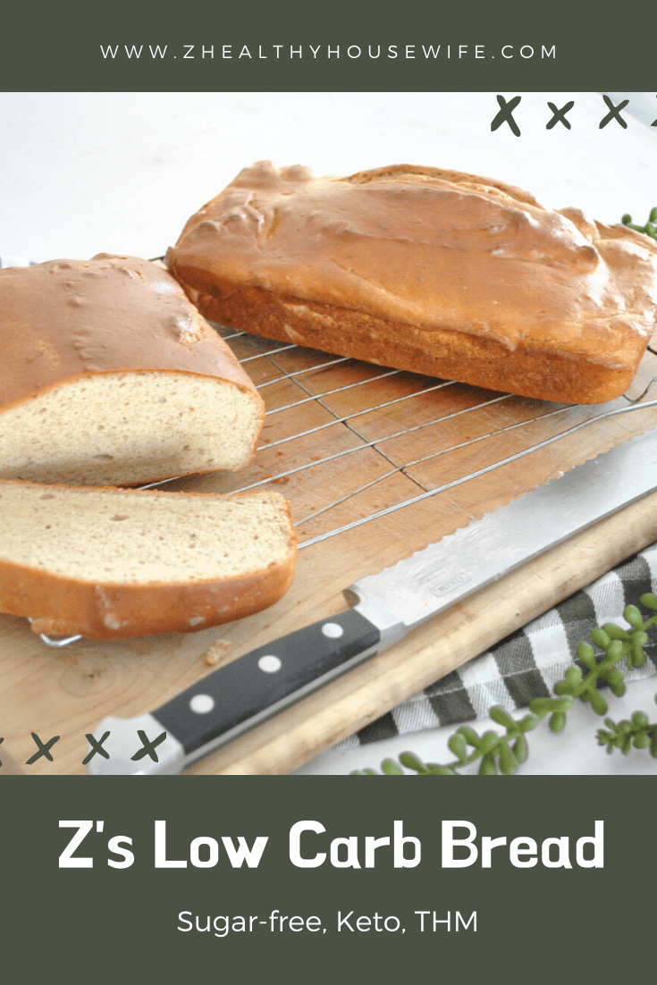 Z's low carb bread