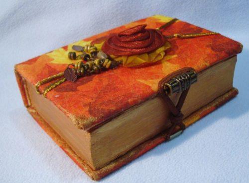 Kist uit een boek