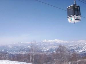 野沢温泉スキー場 早割りリフト券